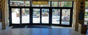 MGM Window Tint On Pool Doors